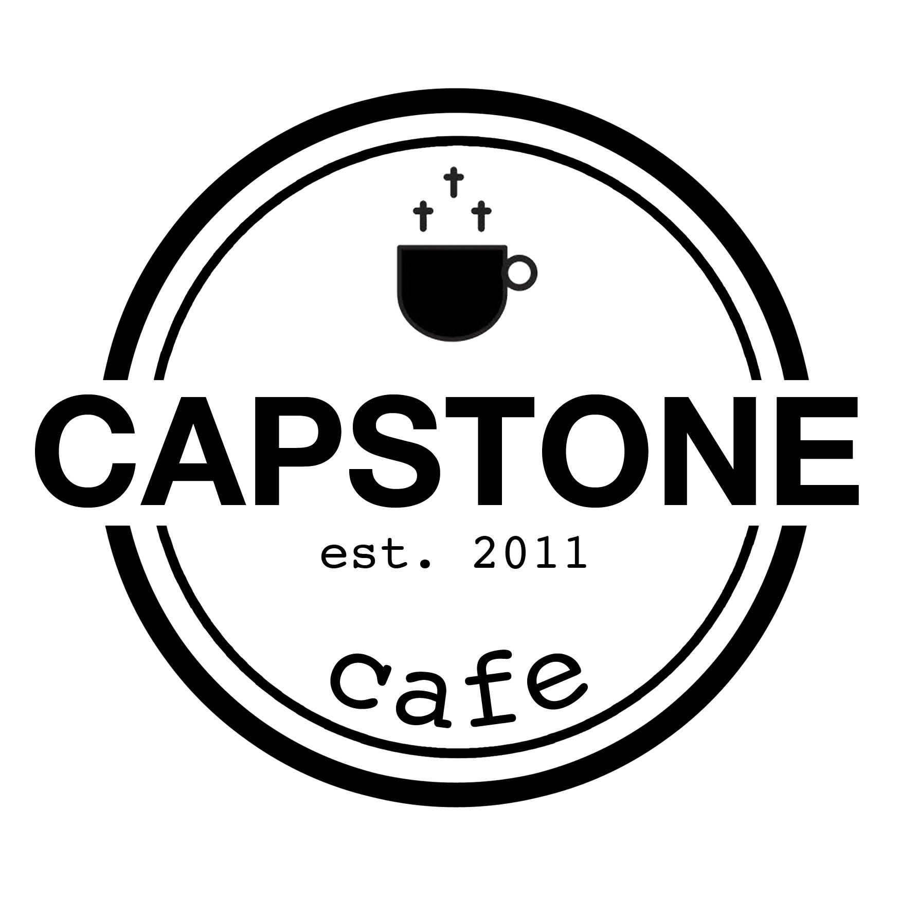 capstone cafe logo